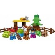 Set De Constructie Bebelusi Lego Duplo Animalele Din Padure