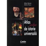 Atlas scolar de istorie universala