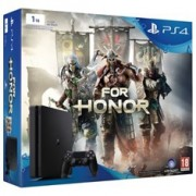 Consola Sony PS4 1tb Negra + Juego For Honor