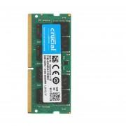 Crucial 8 GB Individual DDR4 2400MT / S PC4-19200 CL17 1.2V SODIMM De 260 Pines Memoria Para Portátil Notebook CT8G4SFD824A