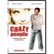 Crazy People DVD 1990
