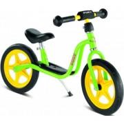 Puky 4012 - Bicicletta senza Pedali con Cavalletto LR 1, Verde