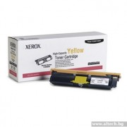 XEROX Cartridge for Phaser 6120N/ 6115MFP/D, yellow, High-capacity (113R00694)