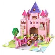 Castle Building Play Set Princess