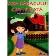 Citesc Fata Saracului Cea Isteata De Petre Ispirescu