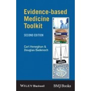 Evidence-Based Medicine Toolkit by Carl Heneghan