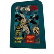 Porta Chaves Madeira Batman Quadrinhos HQ Vintage DC Comics Porta Chaves Batman Madeira Quadrinhos HQ Vintage DC Comics