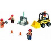 Set Constructie Lego City Demolari - Set Pentru Incepatori