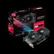 VGA ASUS ROG-STRIX-RX560-4G-GAMING, GDDR5, DVI, HDMI, DP