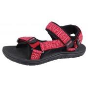 Sandale sport Hannah Strap - Rosu