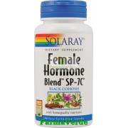 Female Hormone Blend 100 Cps Solaray-Secom