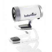 Babymoov A014409 0 Emission Baby Camera per IOS e Android, Bianco