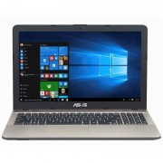 Laptop Asus VivoBook Max A541NA-GO180T 15.6 inch HD Intel Celeron N3350 4GB DDR3 500GB HDD Windows 10 Chocolate Black