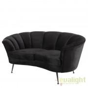 Canapea eleganta cu tapiterie din tesatura Treviso 109955 HZ