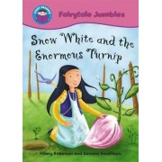 Snow White and the Enormous Turnip by Hilary Robinson