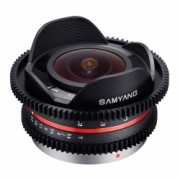 Samyang 7.5mm T3.8 Fisheye VDSLR Micro Four Thirds