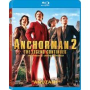 Anchorman 2 The Legend Continues BluRay 2013