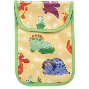 AM PM Kids! Diaper Clutch Dino-Mite