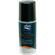 Alva FOR HIM - Kristall Deo-Roll-on - 50 ml