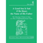 A Good Son is Sad If He Hears the Name of His Father by Piotr Adamek