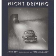 Night Driving by John Coy
