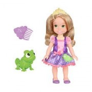 """my first Disney Princess Disney Princess Petite Doll """"Rapunzel of the top of the tower (Original title: Tangled)"""" Pascal the chameleon and Rapunzel [parallel import goods] Not Available in Japan (japan import)"""