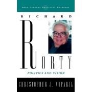 Richard Rorty by Christopher J. Voparil