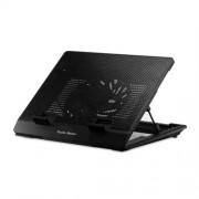 "Coolermaster chladiaci podstavec NotePal ErgoStand Lite pre NTB 13-15,6"", USB hub, black, 16cm fan, nastaviteľný"