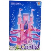 Battery Operated Musical Fairyland CASTLE Play Set For Kids