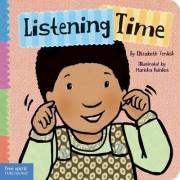 Listening Time by Elizabeth Verdick