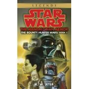 Star Wars: Bounty Hunter Wars - Mandalorian Armour by K. W. Jeter
