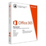 MICROSOFT OFFICE 365 Personal, 32/64-bit, 1 an, 1 PC/MAC si 1 tableta, romana, Medialess