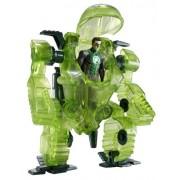 Green Lantern Hal Jordan figura con la transformación del juego Battle.