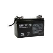 12V 110Ah Medical Battery UB121100 Replace Criticare Systems 600