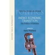 India's Economic Transition by Rahul Mukherji