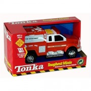 tonka Toughest minis - lights and Sound - Fire Department Truck by Hasbro
