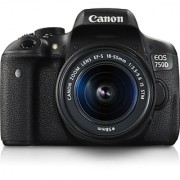 Canon EOS 750D with EF-S18-55mm IS STM