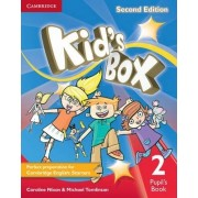 Kid's Box Level 2 Pupil's Book: Level 2 by Caroline Nixon