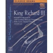 King Richard III Audio cassette by William Shakespeare