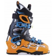 Scarpa Maestrale - Orange/Royal blue - Skischuhe