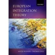 European Integration Theory by Antje Wiener