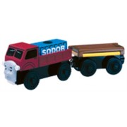 Thomas the Tank Engine & Friends Wooden Railway - Lorry with Flatbed by Thomas & Friends