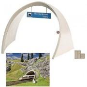 Modélisme Ponts Et Tunnels Ho - Entrée De Tunnel Pour Route/ Ice-Faller