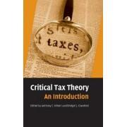 Critical Tax Theory by Bridget J. Crawford
