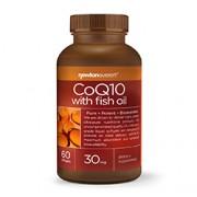 COQ10 CON OLIO DI PESCE 30mg 60 Capsule Morbide