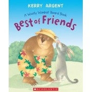 One Woolly Wombat - Best of Friends by Kerry Argent