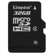 Kingston microSDHC 32GB CL4 (SDC4/32GBSP)