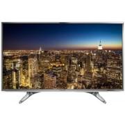 """Televizor LED Panasonic 101 cm (40"""") TX-40DX650E, Ultra HD 4K, Smart TV, CI+ + Lantisor placat cu aur si pandantiv in forma de inel gravat"""