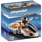 PLAYMOBIL Spy Skybike Team