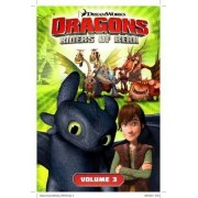 DreamWorks' Dragons: The Ice Castle (How to Train Your Dragon TV) Volume 3 by Simon Furman